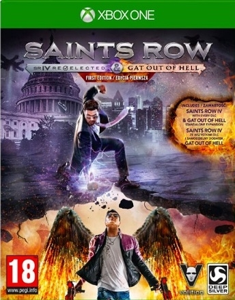 Saints Row IV Re-elected (Xbox One)